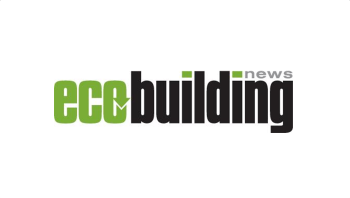Environet features in Eco Building News